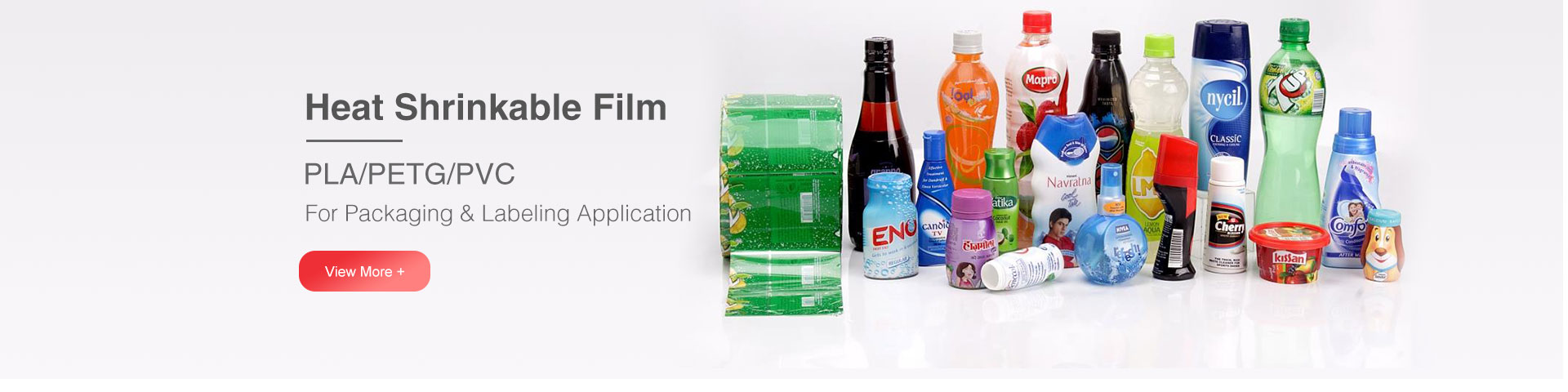 Heat Shrinkable Film