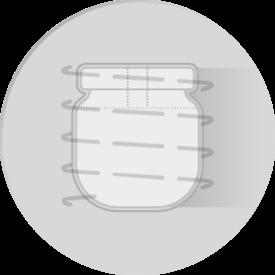 Full body + SEAL shrink sleevesTamper-evident bands